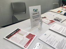 """Geriatric Power Day at Douglas Homes! MGG was out in the community, along with our partners """"Called to Care"""" and The Brancati Center! #community #HealthForAll #MyBmore"""