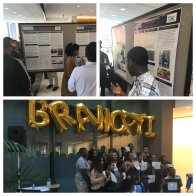 MGG hosted seven of the students belonging to the first year Brancati Scholars group! Here they had a poster presentation to practice social engagement skills to help fight social disparities. #FutureReady #community