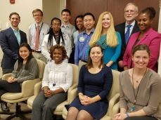 2017 Resident Physicians who taught our Lay Health Educators