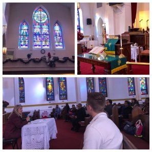 The community at St John's AME at LaFayette Square in Baltimore is committed to helping with bereavement and assuring the community is well-informed to what they can do to beat cancer because of several recent losses to the disease.